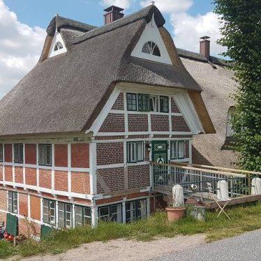 Unser Bauernhaus als Filmlocation - Haus Anna Elbe