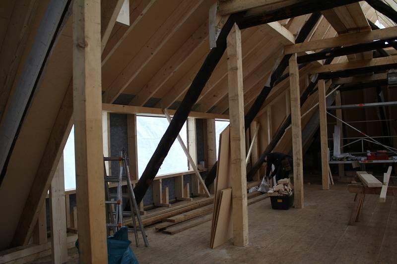 Dachstuhl ausbauen dachstuhl wielhof das haus dachstuhl - Dachstuhl ausbauen ...