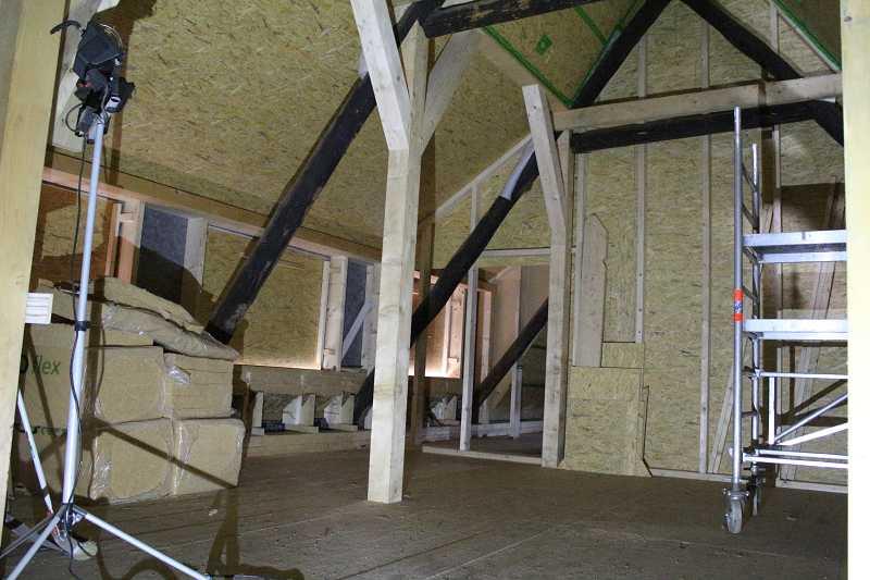 Sanierung Fachwerkhaus Zu Ferienwohnungen Haus Anna Elbe 35 Haus